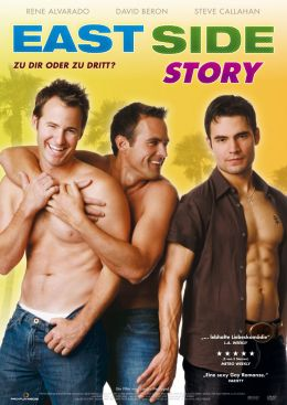 East Side Story - Zu dir oder zu dritt?