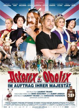 Asterix und Obelix: Im Auftrag Ihrer Majestät - Hauptplakat