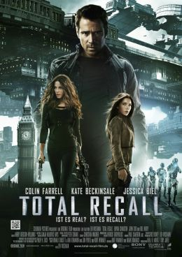 Total Recall - Hauptplakat