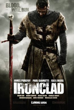 Ironclad - Poster