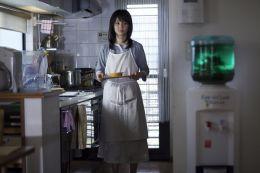 Kaho Minami in 'Kazoku X'