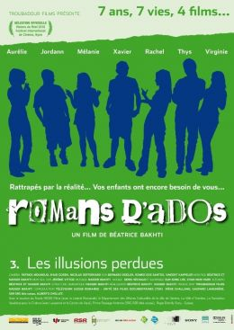 Romans d'ados 3 - Les illusions perdues