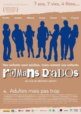 Romans d'ados 4 - Adultes mais pas trop...