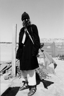 The African Twintowers - Patti Smith
