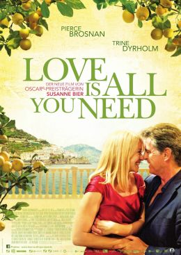 Love is all you need - Hauptplakat