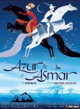 Azur und Asmar - Poster