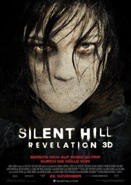 Silent Hill: Revelation 3D - Plakat