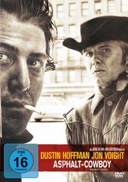 Asphalt-Cowboy - DVD-Cover