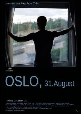 Oslo, 31. August - Plakat