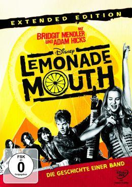 Lemonade Mouth - Die Geschichte einer Band - DVD-Cover