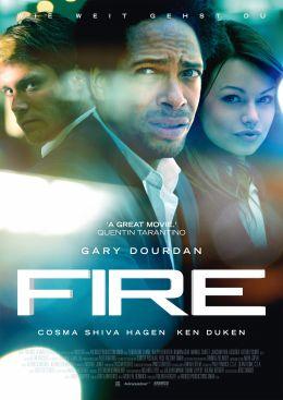 Fire - Plakat