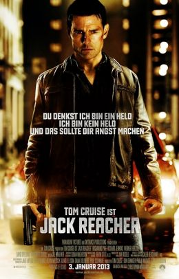 Jack Reacher - Plakat