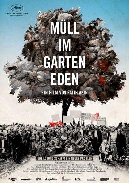 Der Müll im Garten Eden - Hauptplakat