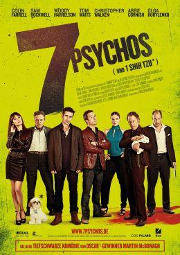 7 Psychos - Hauptplakat
