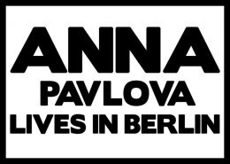 'Anna Pavlova lebt in Berlin'
