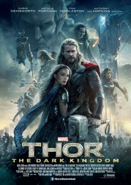 Thor: The Dark Kingdom - Poster