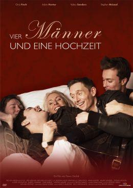 Vier Männer und eine Hochzeit