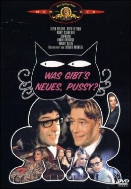 Was gibt's Neues, Pussy?