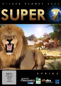 Naturzeit - Wilder Planet Erde: Africa-Super 7