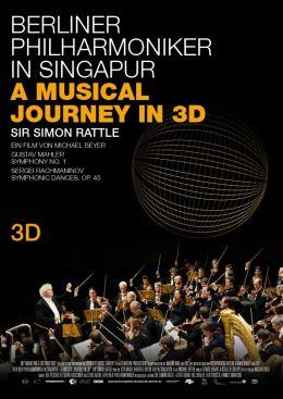 Berliner Philharmoniker in Singapur - A Musical...in 3D