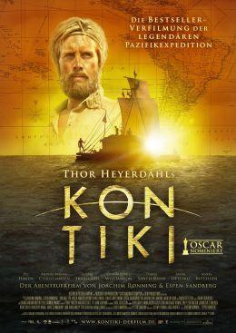 Kon-Tiki - Hauptplakat