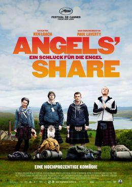 The Angels' Share - Ein Schluck für die Engel - Hauptplakat