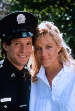 Steve Guttenberg, Shawn Weatherly - 'Police Academy 3...msen'
