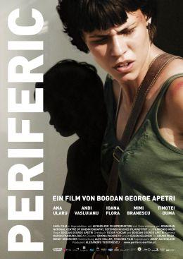 Periferic - Deutsches Kinoplakat