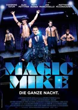 Magic Mike - Hauptplakat