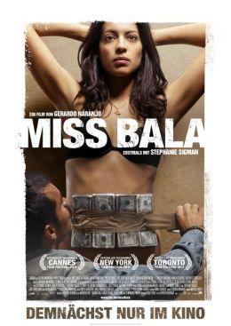 Miss Bala - Hauptplakat
