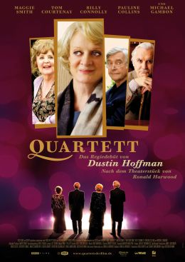 Quartett - Poster
