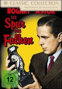 Die Spur des Falken - DVD-Cover