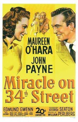 Das Wunder von Manhattan - US-Plakat