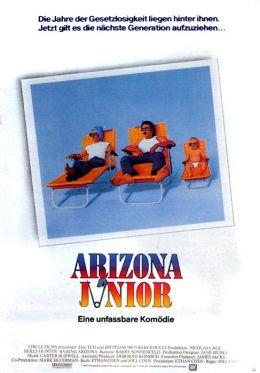 Arizona Junior - Poster