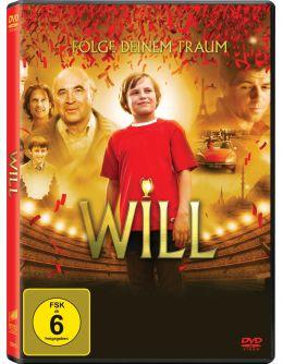 Will - Folge Deinem Traum - DVD-Cover