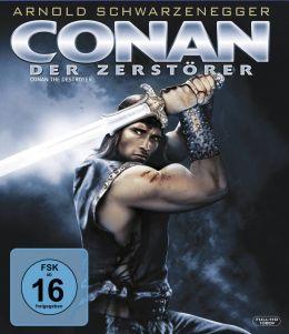 Conan der Zerstörer - BD-Cover