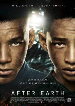 After Earth - Hauptplakat