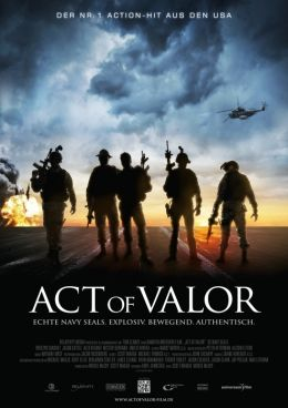 Act of Valor - Hauptplakat