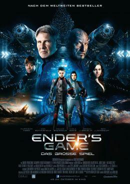 Ender's Game - Das große Spiel - Hauptplakat