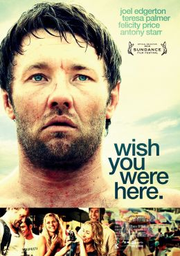 Wish You Were Here - Plakat