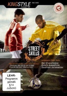 Street Skills Kingstyle Fussball Trix: Take Three