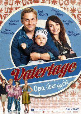 Vatertage - Opa über Nacht