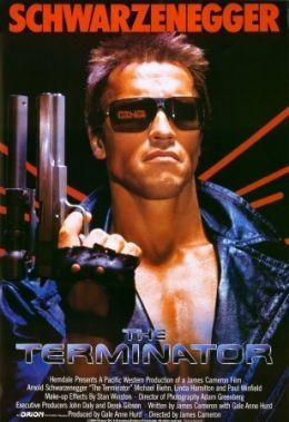 Der Terminator - Poster