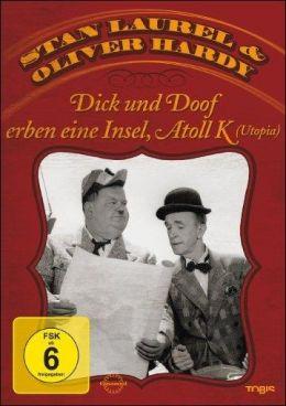 Dick und Doof erben eine Insel, Atoll K