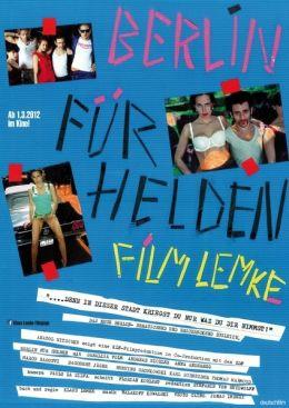 Berlin für Helden - Poster