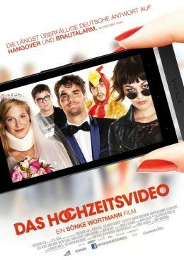 Das Hochzeitsvideo - Hauptplakat