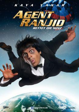Agent Ranjid rettet die Welt - Teaserplakat