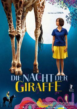 Die Nacht der Giraffe - Plakat