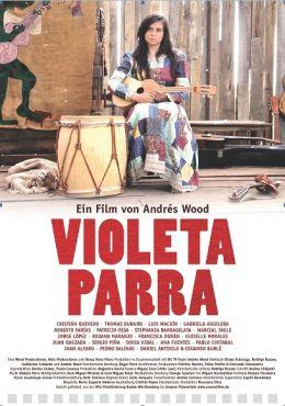 Violeta Parra - Poster