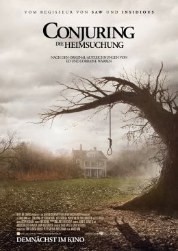 Conjuring - Die Heimsuchung - Poster